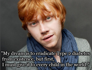 final garlic ron rupert grint