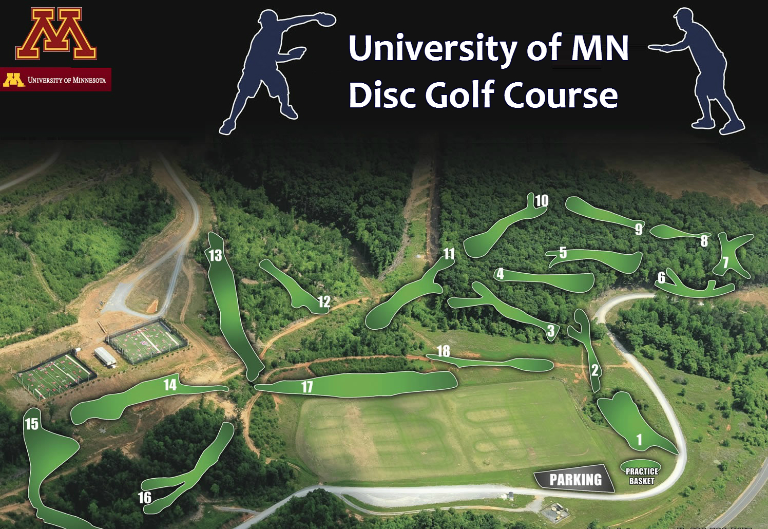 University of Minnesota disc golf, Bachelors in disc golf, disc golf degree, umn disc golf, u of Mn disc golf, study disc golf, disc golf how to, disc golf course university of minnesota